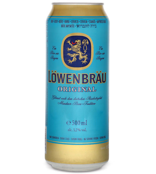 Пиво Lowenbrau original 0,5л
