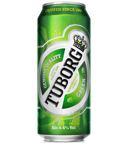 Пиво Tuborg 0,5л